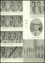 1960 Roswell High School Yearbook Page 180 & 181