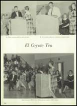1960 Roswell High School Yearbook Page 206 & 207