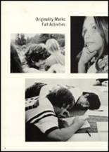 1974 Mapleton High School Yearbook Page 10 & 11