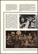 1974 Mapleton High School Yearbook Page 16 & 17