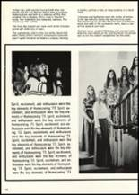 1974 Mapleton High School Yearbook Page 18 & 19