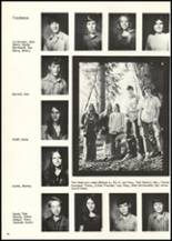 1974 Mapleton High School Yearbook Page 22 & 23
