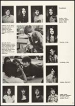 1974 Mapleton High School Yearbook Page 24 & 25