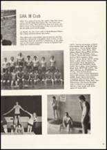 1974 Mapleton High School Yearbook Page 26 & 27