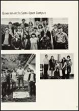 1974 Mapleton High School Yearbook Page 28 & 29