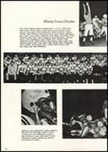1974 Mapleton High School Yearbook Page 32 & 33