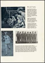 1974 Mapleton High School Yearbook Page 36 & 37