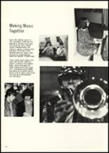 1974 Mapleton High School Yearbook Page 46 & 47