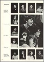1974 Mapleton High School Yearbook Page 58 & 59