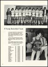 1974 Mapleton High School Yearbook Page 72 & 73