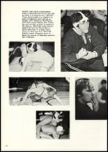 1974 Mapleton High School Yearbook Page 74 & 75