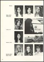1974 Mapleton High School Yearbook Page 110 & 111