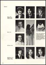 1974 Mapleton High School Yearbook Page 112 & 113