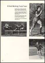 1974 Mapleton High School Yearbook Page 128 & 129