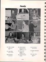 1954 Youngsville High School Yearbook Page 10 & 11