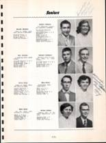 1954 Youngsville High School Yearbook Page 16 & 17