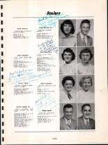 1954 Youngsville High School Yearbook Page 18 & 19
