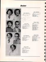 1954 Youngsville High School Yearbook Page 20 & 21