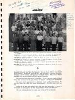 1954 Youngsville High School Yearbook Page 22 & 23
