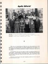 1954 Youngsville High School Yearbook Page 28 & 29