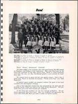 1954 Youngsville High School Yearbook Page 32 & 33