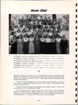 1954 Youngsville High School Yearbook Page 34 & 35