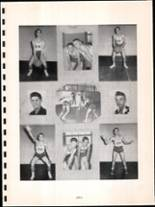 1954 Youngsville High School Yearbook Page 40 & 41