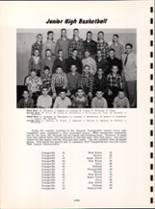 1954 Youngsville High School Yearbook Page 42 & 43