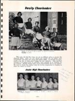 1954 Youngsville High School Yearbook Page 44 & 45