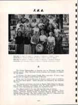 1954 Youngsville High School Yearbook Page 48 & 49