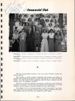 1954 Youngsville High School Yearbook Page 50 & 51