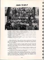 1954 Youngsville High School Yearbook Page 52 & 53