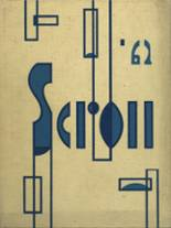 1962 Yearbook Chula Vista High School