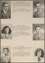 1948 Coplay High School Yearbook Page 14 & 15