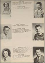 1948 Coplay High School Yearbook Page 16 & 17
