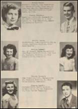 1948 Coplay High School Yearbook Page 20 & 21