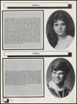 1990 Soper High School Yearbook Page 10 & 11