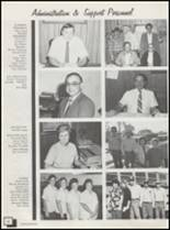 1990 Soper High School Yearbook Page 28 & 29