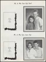 1990 Soper High School Yearbook Page 30 & 31