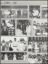 1990 Soper High School Yearbook Page 32 & 33