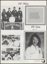 1990 Soper High School Yearbook Page 34 & 35