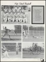 1990 Soper High School Yearbook Page 38 & 39