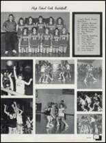 1990 Soper High School Yearbook Page 40 & 41
