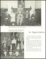 1959 McDonogh High School Yearbook Page 16 & 17