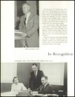 1959 McDonogh High School Yearbook Page 18 & 19