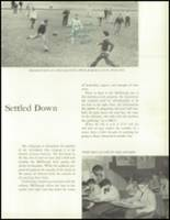 1959 McDonogh High School Yearbook Page 24 & 25