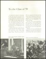 1959 McDonogh High School Yearbook Page 30 & 31