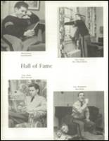 1959 McDonogh High School Yearbook Page 32 & 33