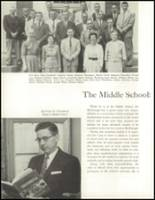 1959 McDonogh High School Yearbook Page 50 & 51