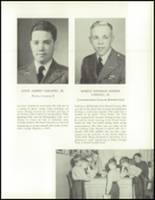 1959 McDonogh High School Yearbook Page 132 & 133